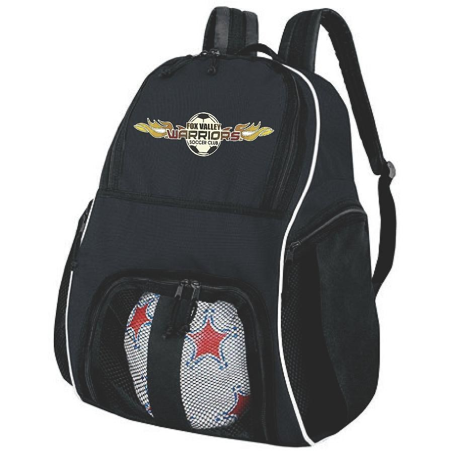 Warriors BlackBackpack